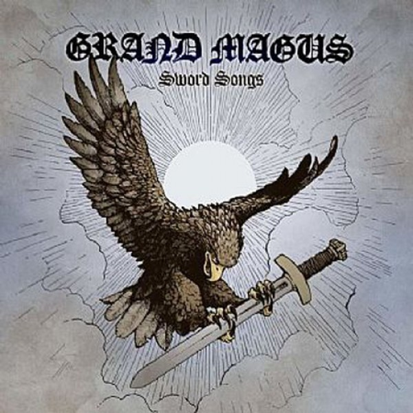 CD Grand Magus - Sword Songs