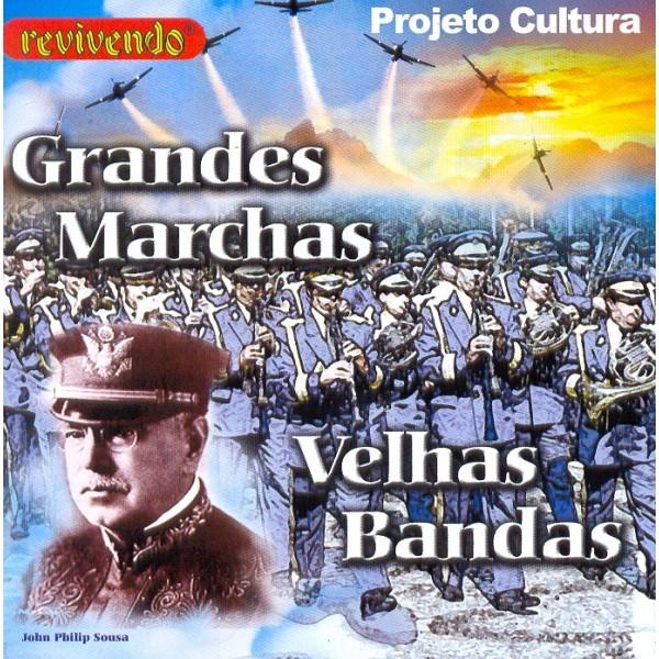 CD Grandes Marchas, Velhas Bandas