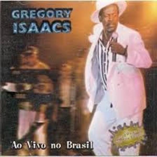 CD Gregory Isaacs - Ao Vivo No Brasil