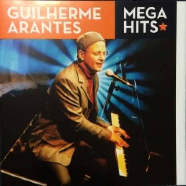 CD Guilherme Arantes - Mega Hits