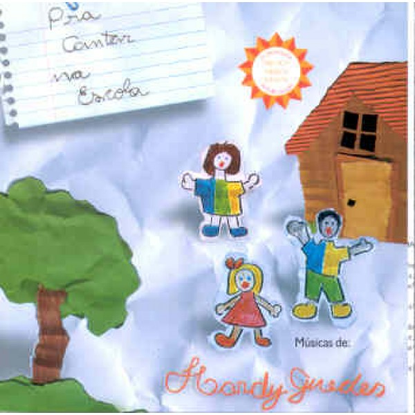 CD Hardy Guedes - Pra Cantar Na Escola