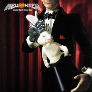 CD Helloween - Rabbit Don't Come Easy