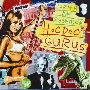 CD Hoodoo Gurus - Purity Of Essence