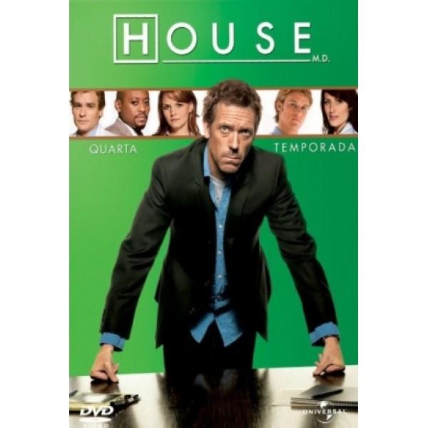 Box House - Quarta Temporada (4 DVD's)