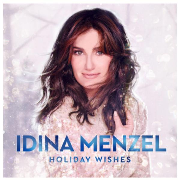 CD Idina Menzel - Holiday Wishes