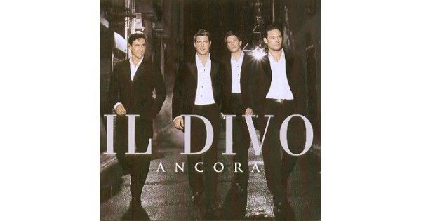 Cd il divo ancora merci disco - Il divo all by myself ...