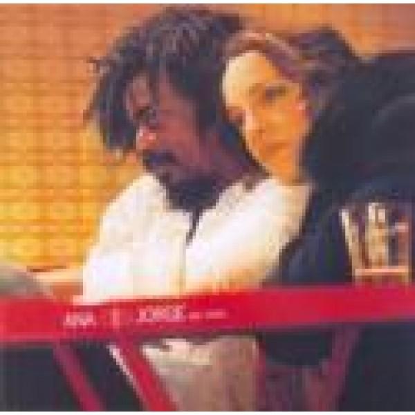 CD Ana Carolina/Seu Jorge - Ana e Jorge