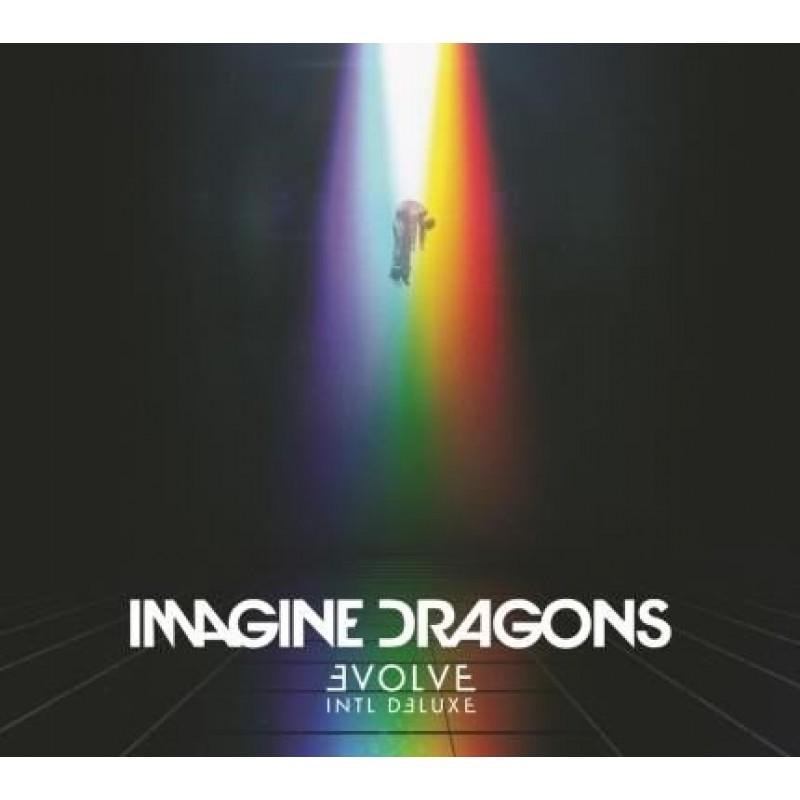 cd imagine dragons evolve deluxe edition digipack