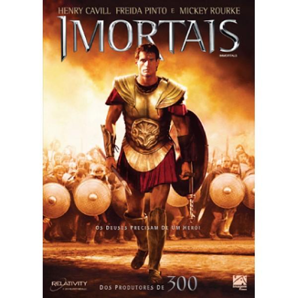 DVD Imortais