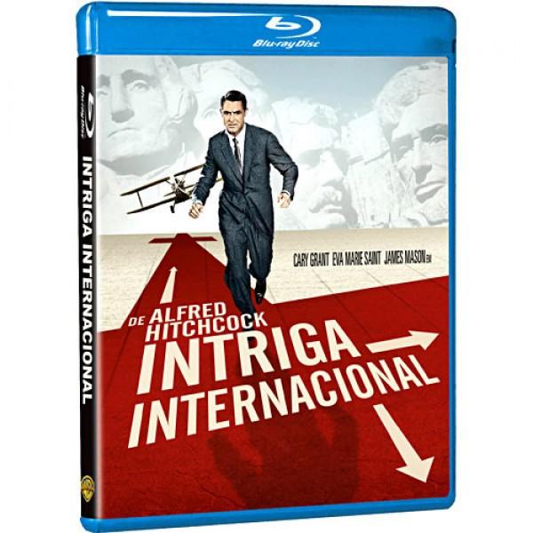 Blu-Ray Intriga Internacional