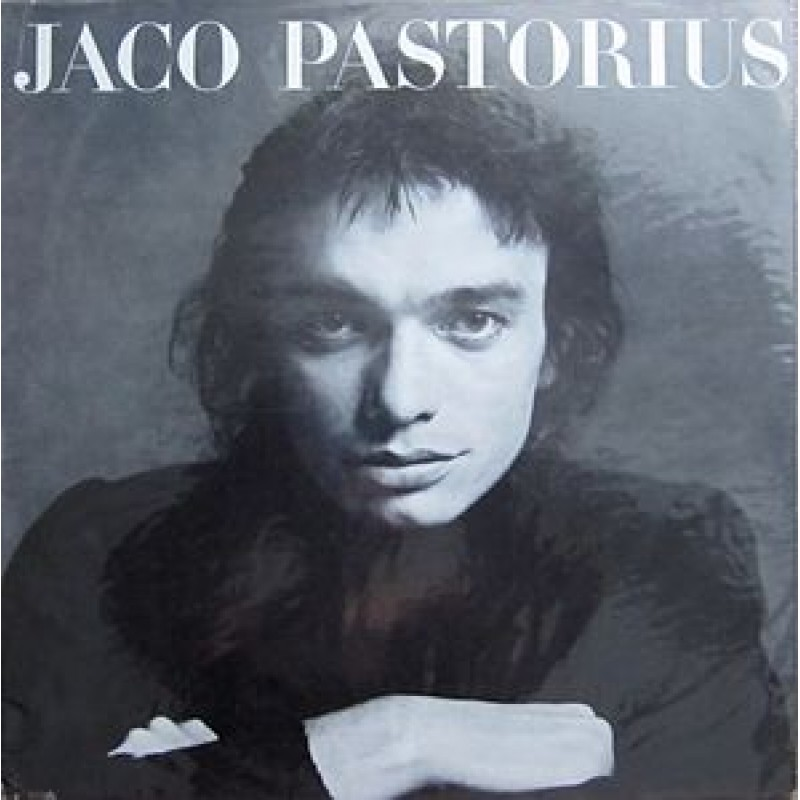 Cd Jaco Pastorius Jaco Pastorius Importado Merci Disco