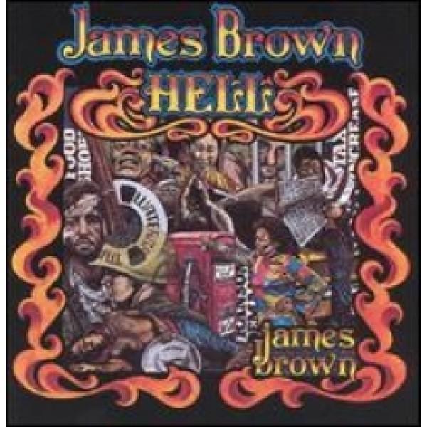 CD James Brown - Hell (IMPORTADO)