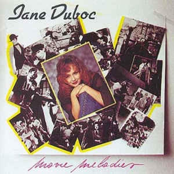 CD Jane Duboc - Movie Melodies