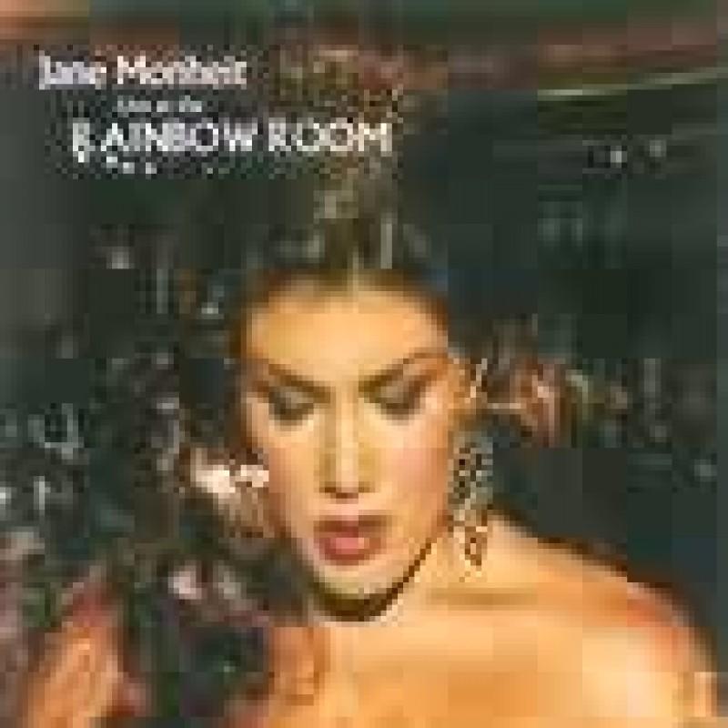 Cd Jane Monheit Live At The Rainbow Room Merci Disco