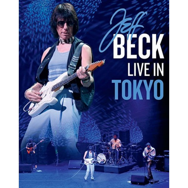 Blu-Ray Jeff Beck - Live In Tokyo