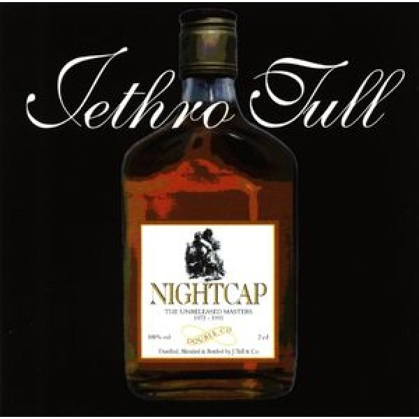 CD Jethro Tull - Nightcap - The Unreleased Masters 1973-1991 (DUPLO)