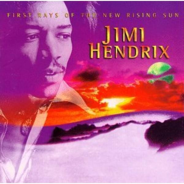 CD + DVD Jimi Hendrix - First Rays Of The New Rising Sun (Edição Especial)
