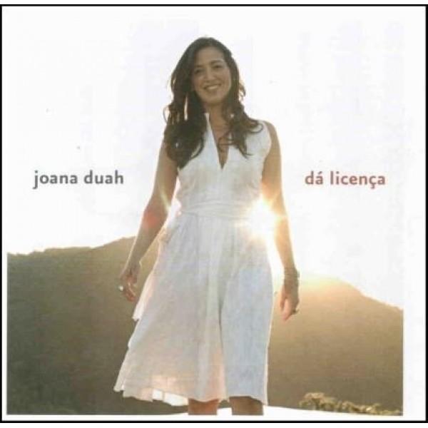 CD Joana Duah - Dá Licença