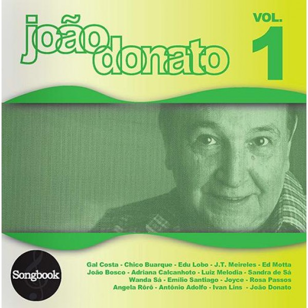 CD João Donato - Songbook Vol. 1