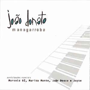 CD João Donato - Managarroba
