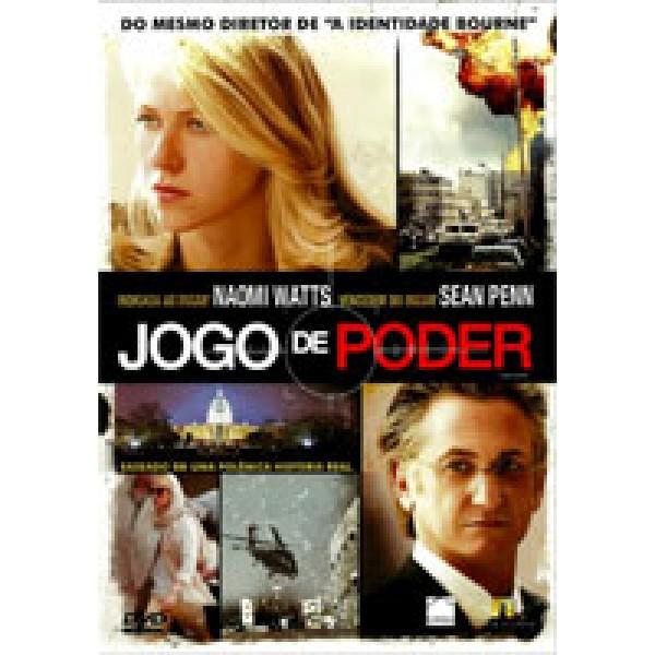DVD Jogo de Poder