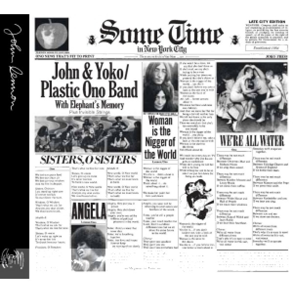 CD John Lennon/Yoko Ono - Some Time In New York City (DUPLO - Digipack)