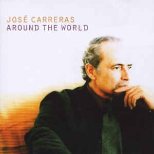 CD José Carreras - Around The World