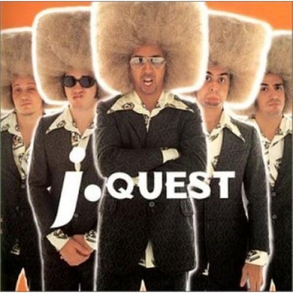 CD Jota Quest - Jota Quest (1996)