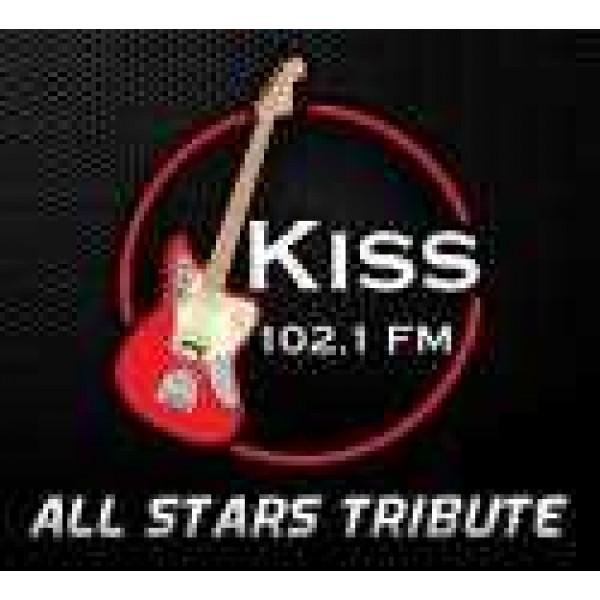CD Kiss 102.1 FM - All Stars Tribute