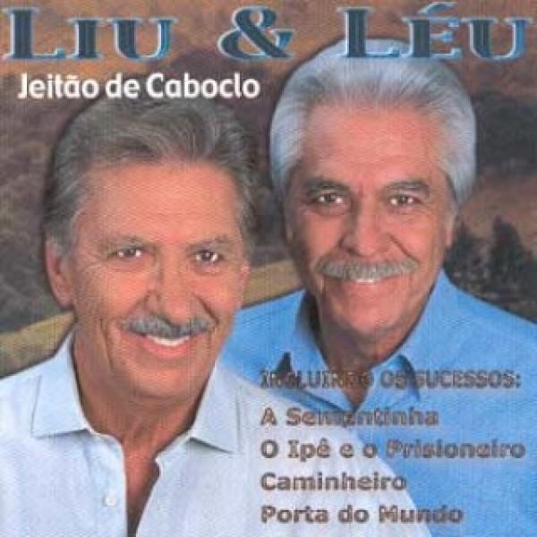 CD Liu & Léu - Jeitão de Caboclo