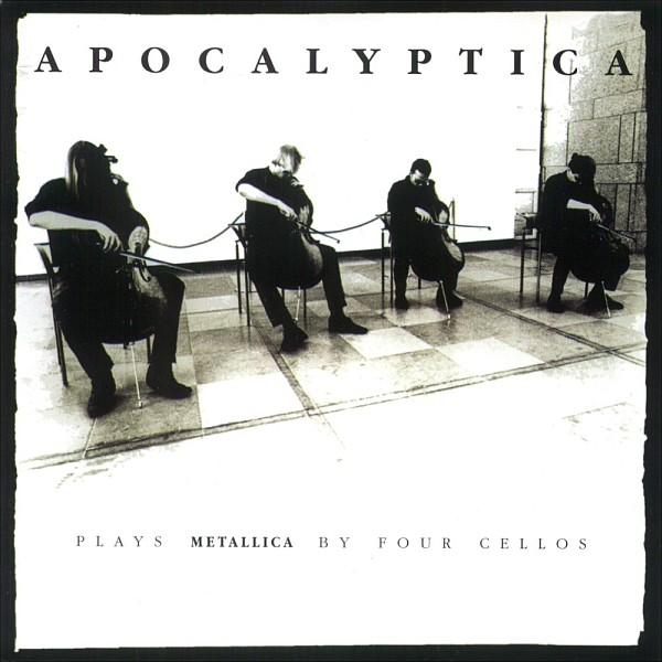LP Apocalyptica - Plays Metallica By Four Cellos