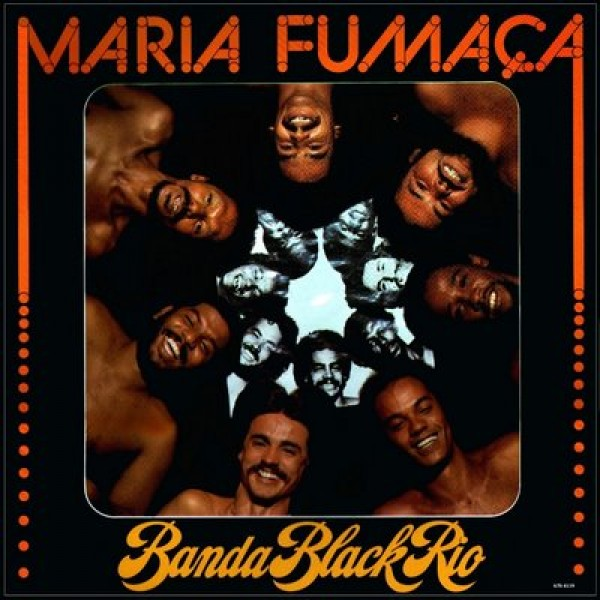 LP Banda Black Rio - Maria Fumaça