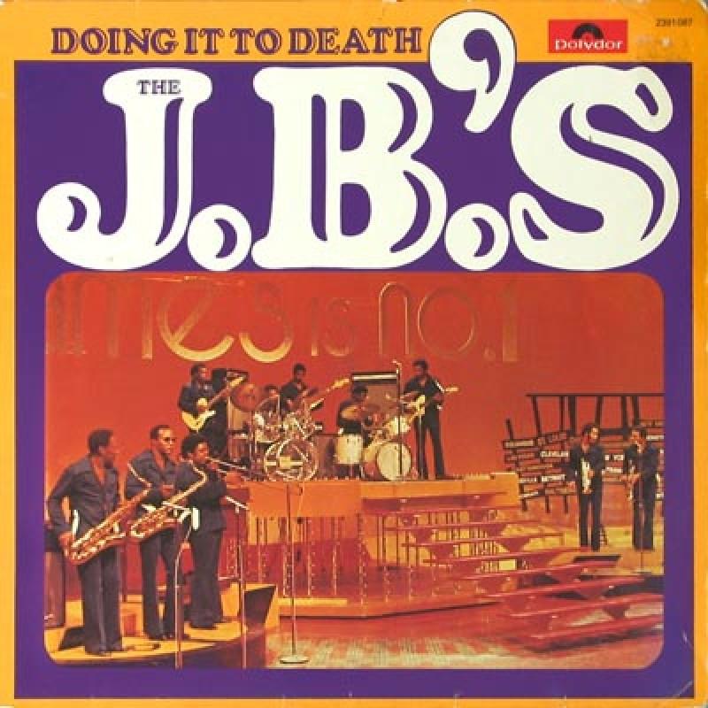lp the j b s doing it to death merci disco