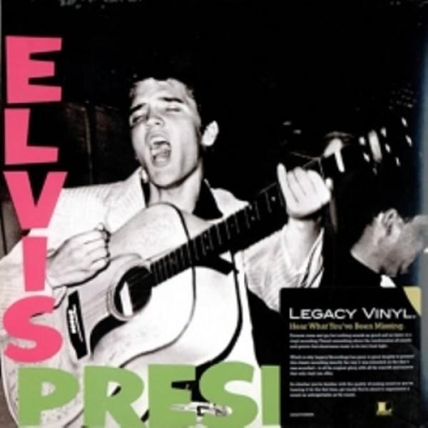 LP Elvis Presley - Elvis Presley (IMPORTADO)
