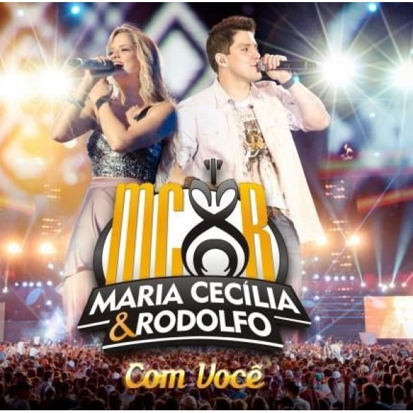 CD Maria Cecília & Rodolfo - Com Você
