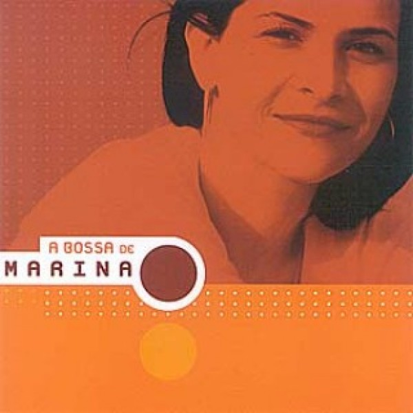 CD Marina Lima - A Bossa De