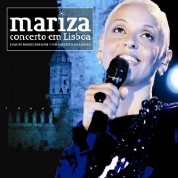CD + DVD Mariza - Concerto Em Lisboa (IMPORTADO)