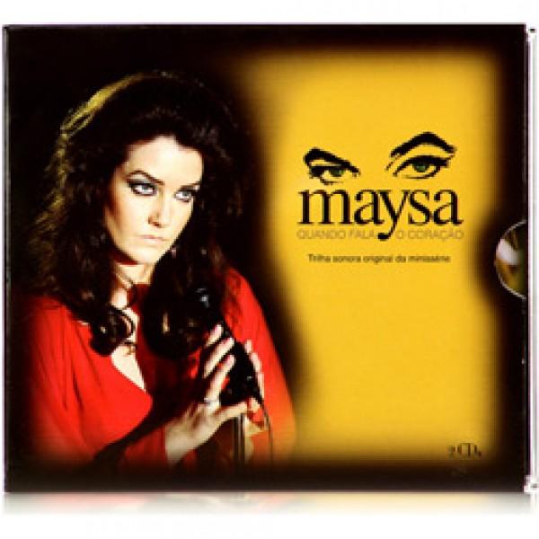 CD Maysa - Quando Fala O Coração (DUPLO)
