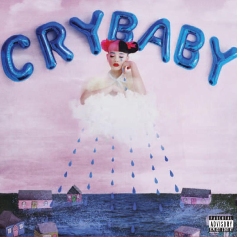 Cd Melanie Martinez Cry Baby Merci Disco