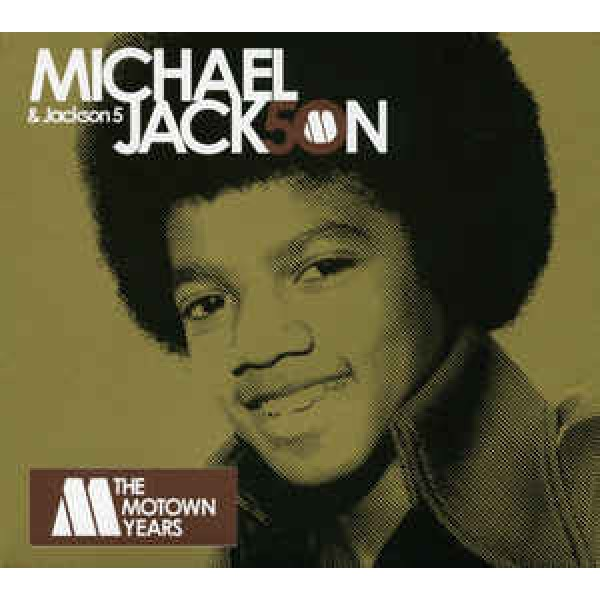 CD Michael Jackson & Jackson 5 - The Motown Years (TRIPLO)