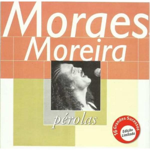 CD Moraes Moreira - Pérolas