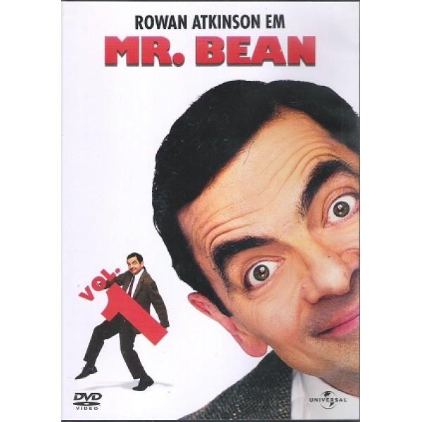DVD Mr. Bean - Vol. 1