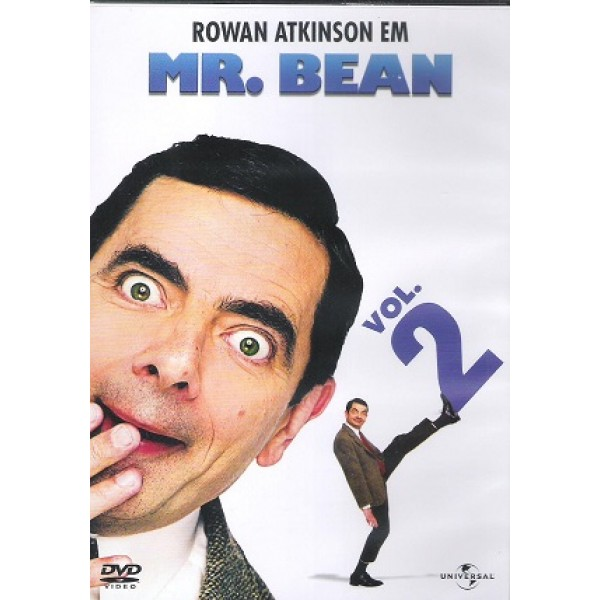 DVD Mr. Bean - Vol. 2