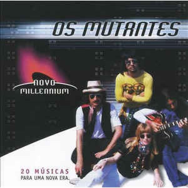 CD Mutantes - Novo Millennium