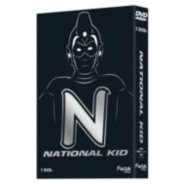 Box National Kid (7 DVD's)