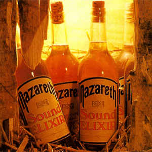 CD Nazareth - Sound Elixir