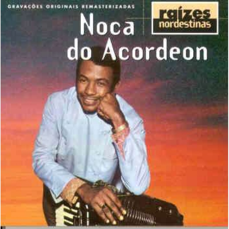 cd de noca do acordeon