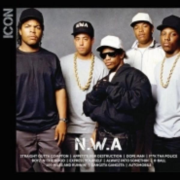 CD N.W.A. - Icon (IMPORTADO)