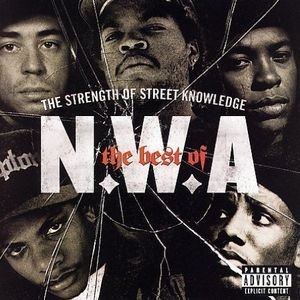 CD N.W.A. - The Strength Of Street Knowledge: The Best Of (IMPORTADO)