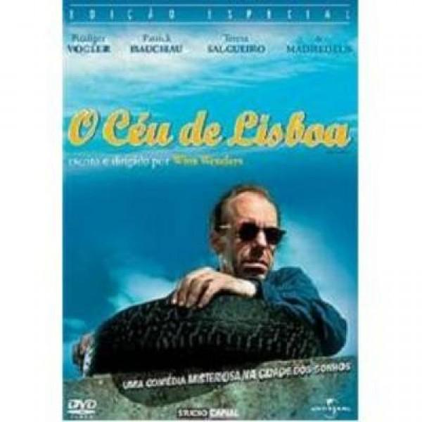 DVD O Céu de Lisboa